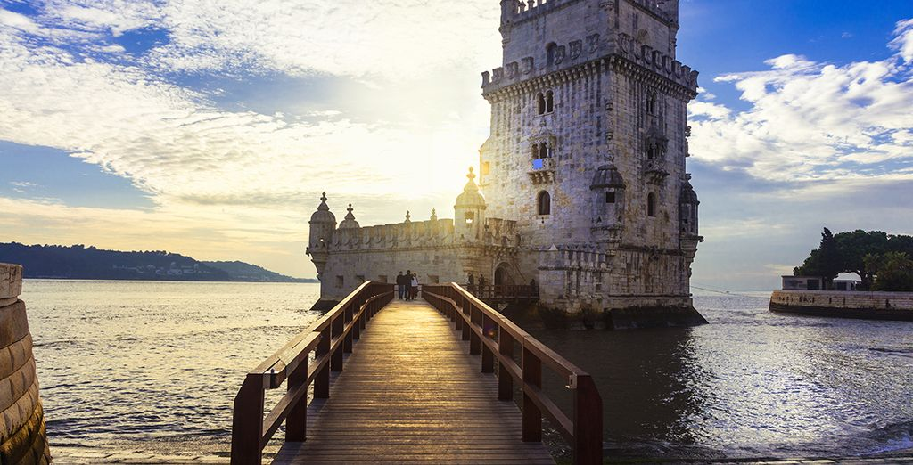 And Belem Tower