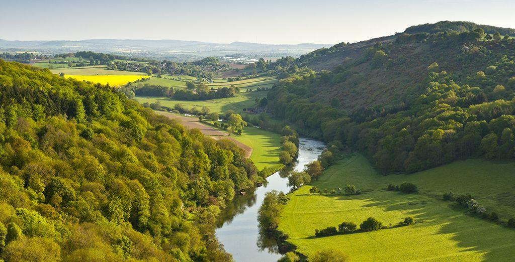 Weekend getaway in Wales
