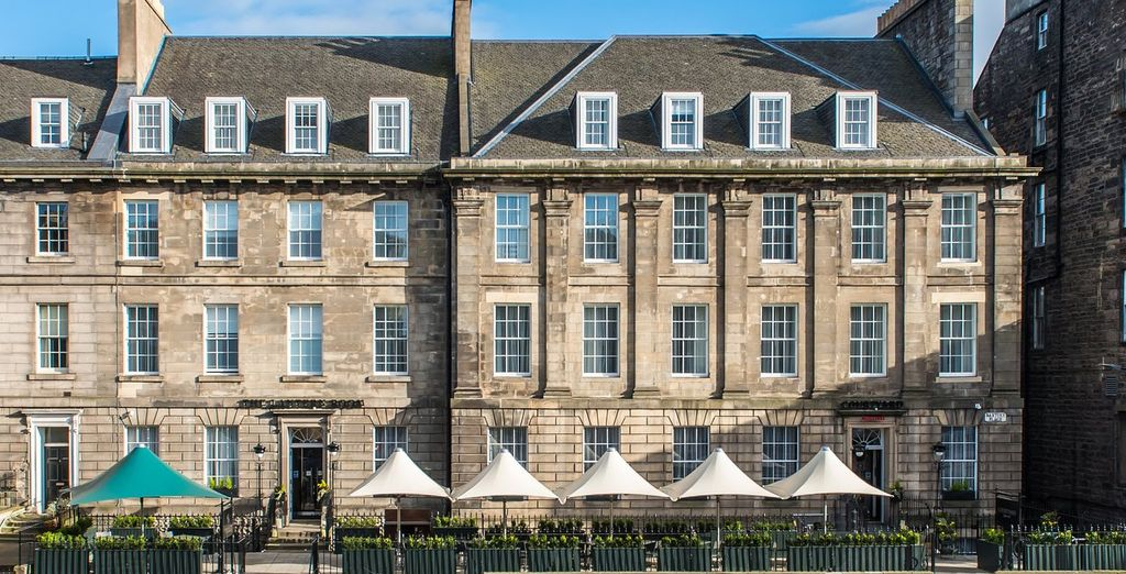 Courtyard by Marriott Edinburgh 4* - last minute scotland