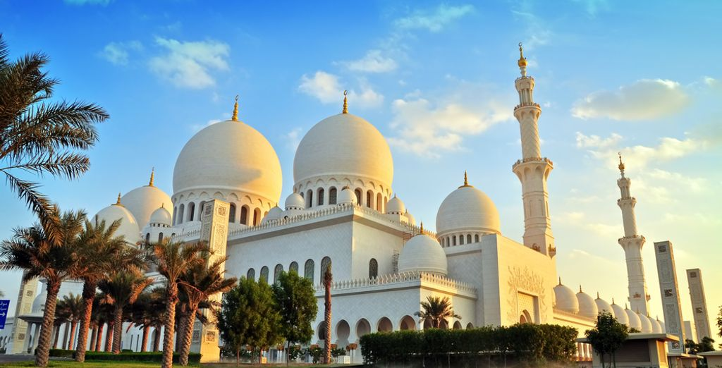 Or head out to explore some of the Emirate's cultural marvels