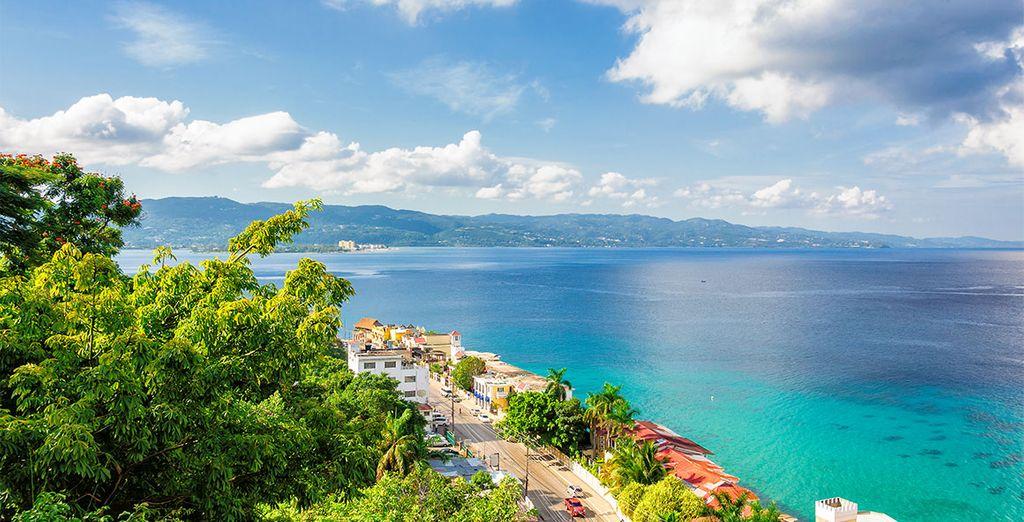 Visit beautiful Montego Bay