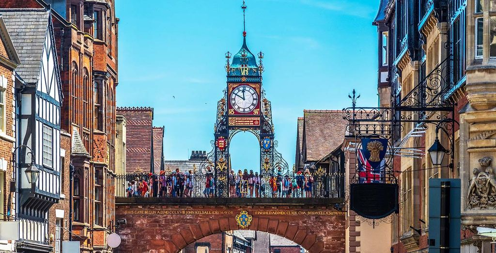 Best hotels in Chester