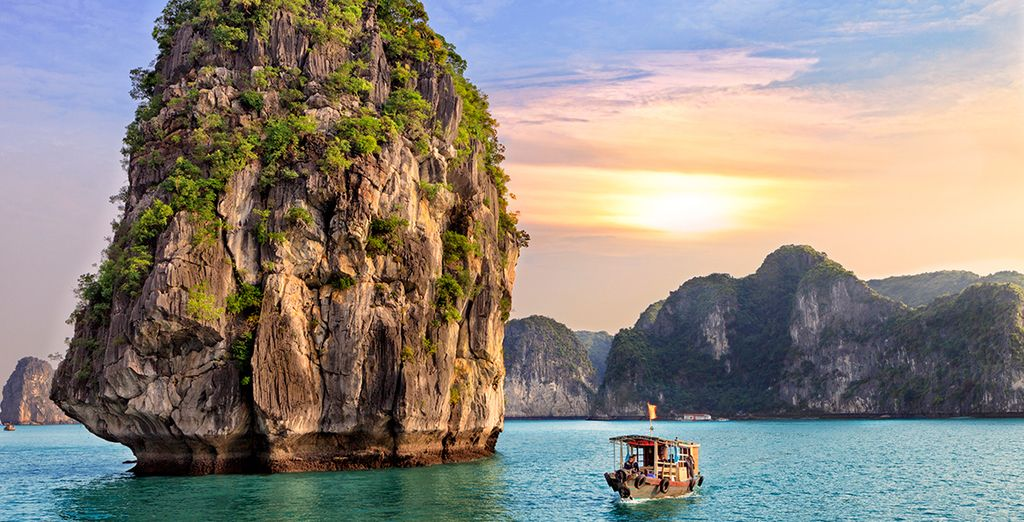 Discover the extraordinary beauty of Vietnam