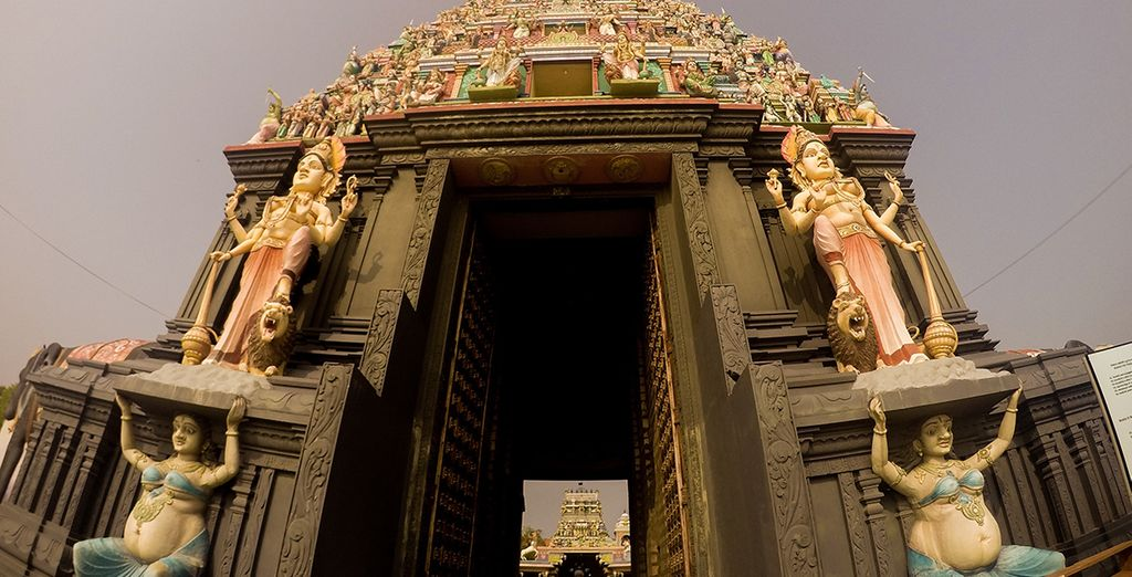 You will be privileged to visit the Nagadeepa, one of the most important Buddhist sites