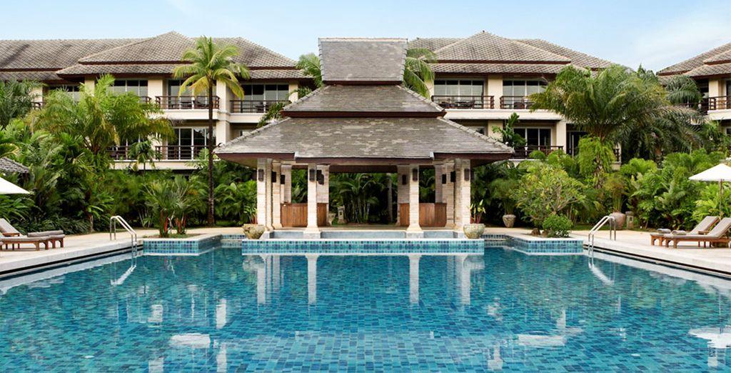 Welcome to the 5* Pullamn Khao Lak Katiliya Resort and Spa