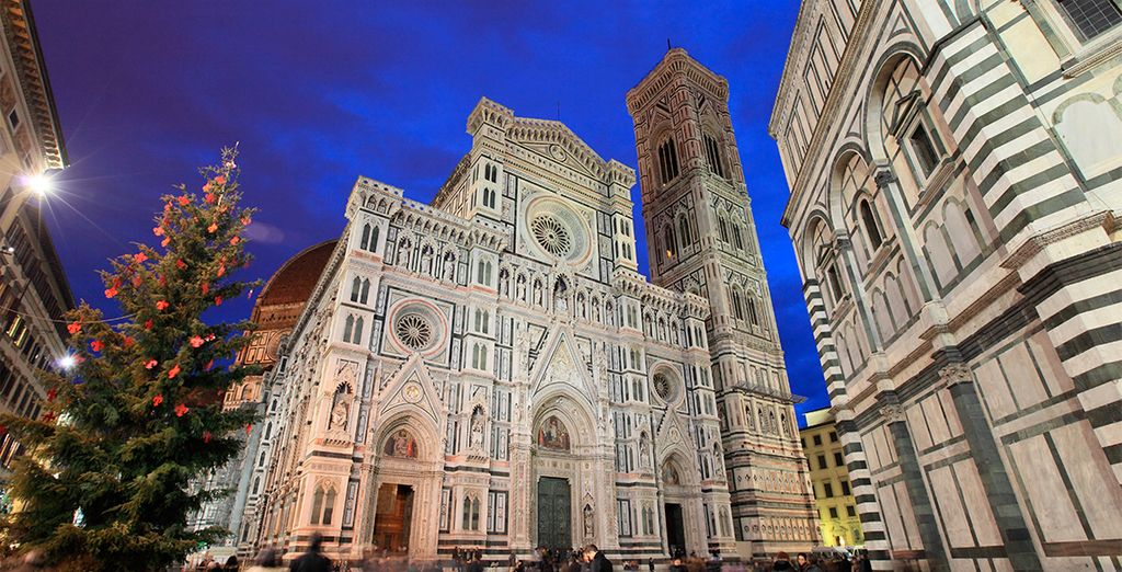 Festive stay in Florence