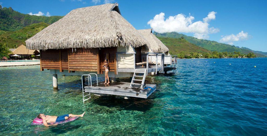 Manava Beach Resort & Spa Moorea 4* and Manava Suite Resort Tahiti 4*