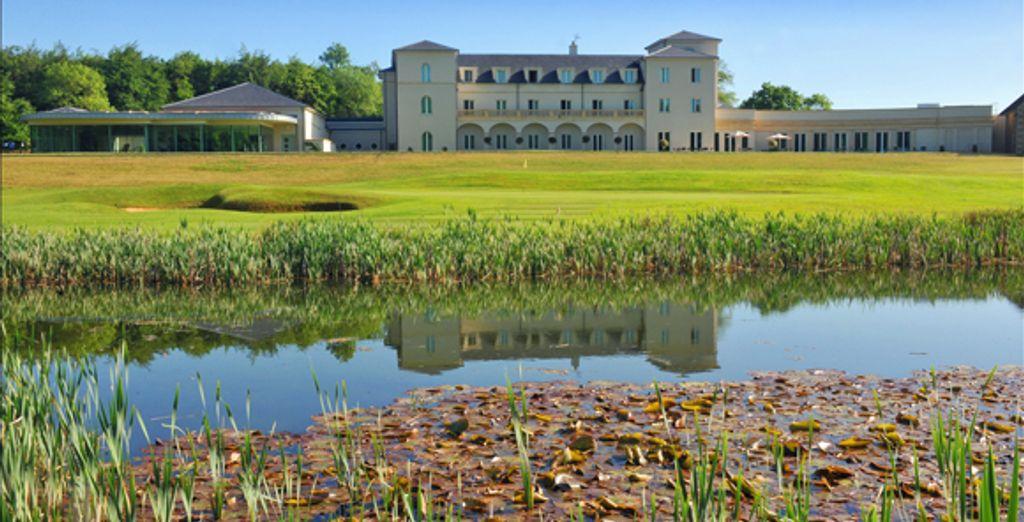 - Bowood Hotel Spa & Golf Resort**** - Wiltshire - England Wiltshire