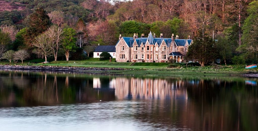 Shieldaig Lodge 4* - last minute scotland