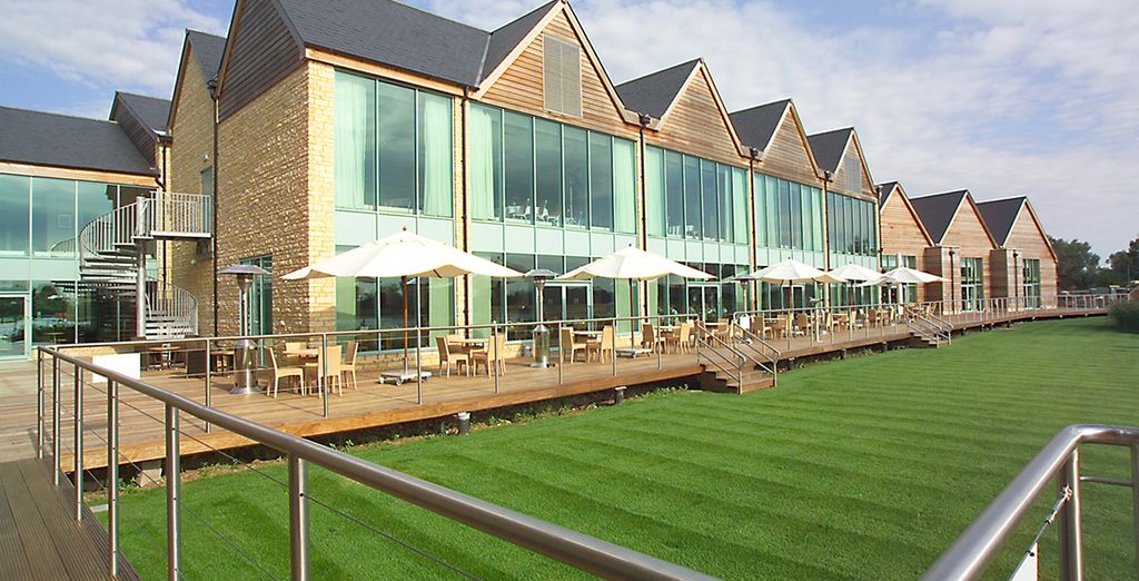 Cotswold Water Park Four Pillars Hotel 4*