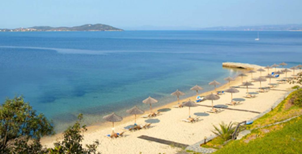- Eagles Palace Hotel & Spa ***** - Halkidiki - Greece Halkidiki