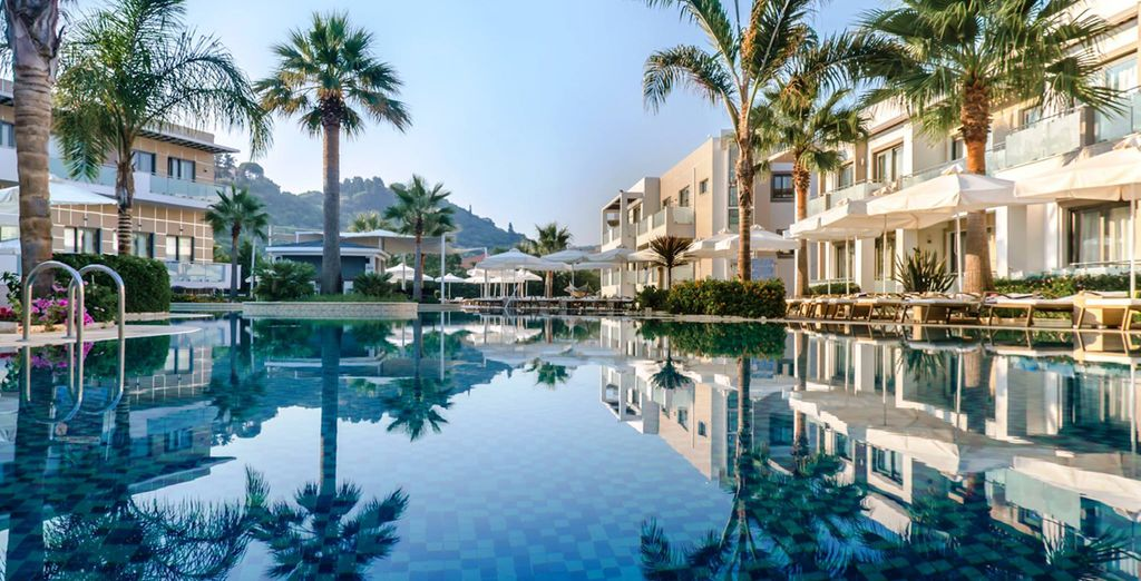 Experience a deluxe stay in Zante - Lesante Luxury Hotel & Spa 5* Zante