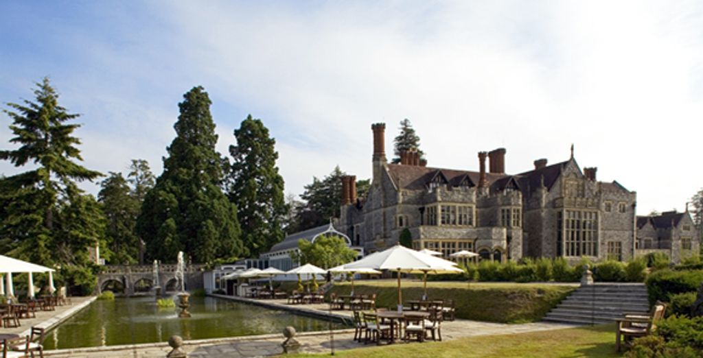 - Rhinefield House Hotel**** - New Forest - England New Forest