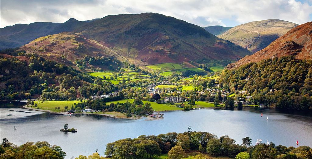 Book your hotel in Lake District with Voyage Privé