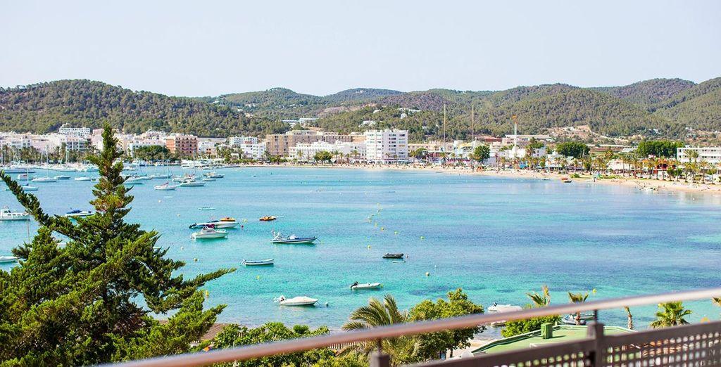 An exciting beach club experience in Ibiza