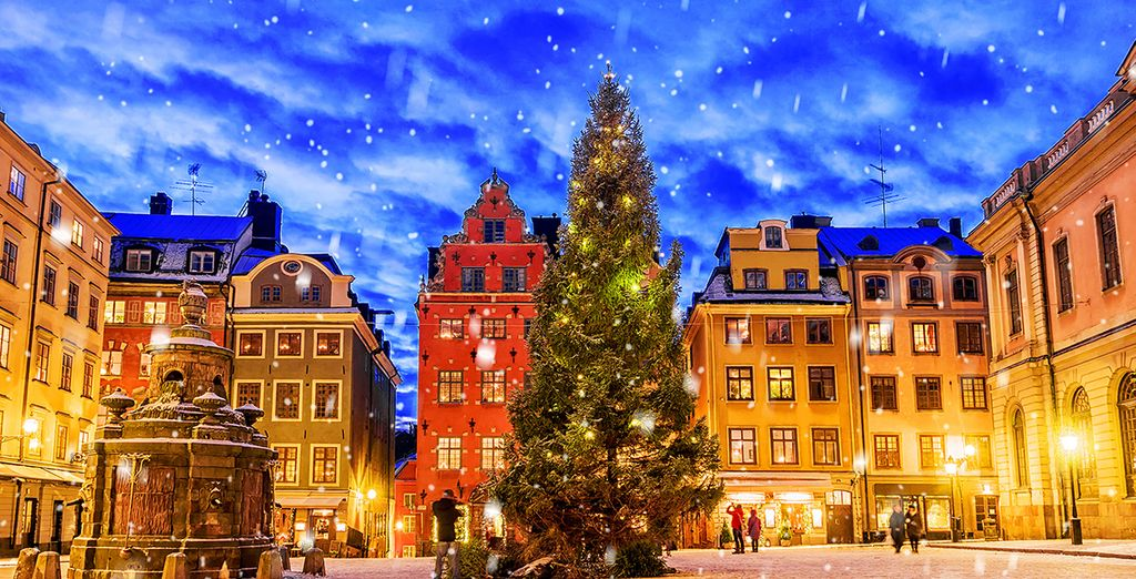We have availability at Christmas too, so you can enjoy the beautiful festive markets!