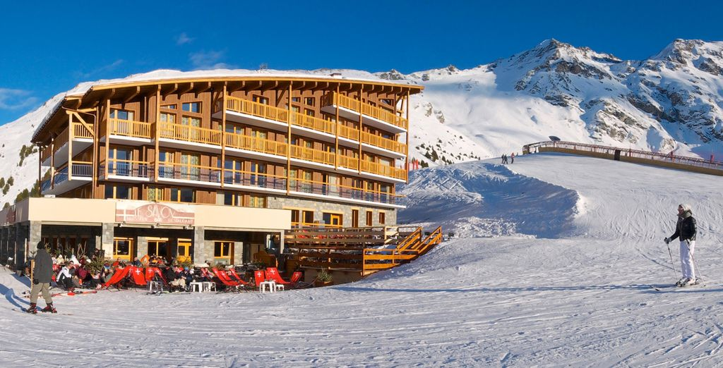 Live an Alpine dream