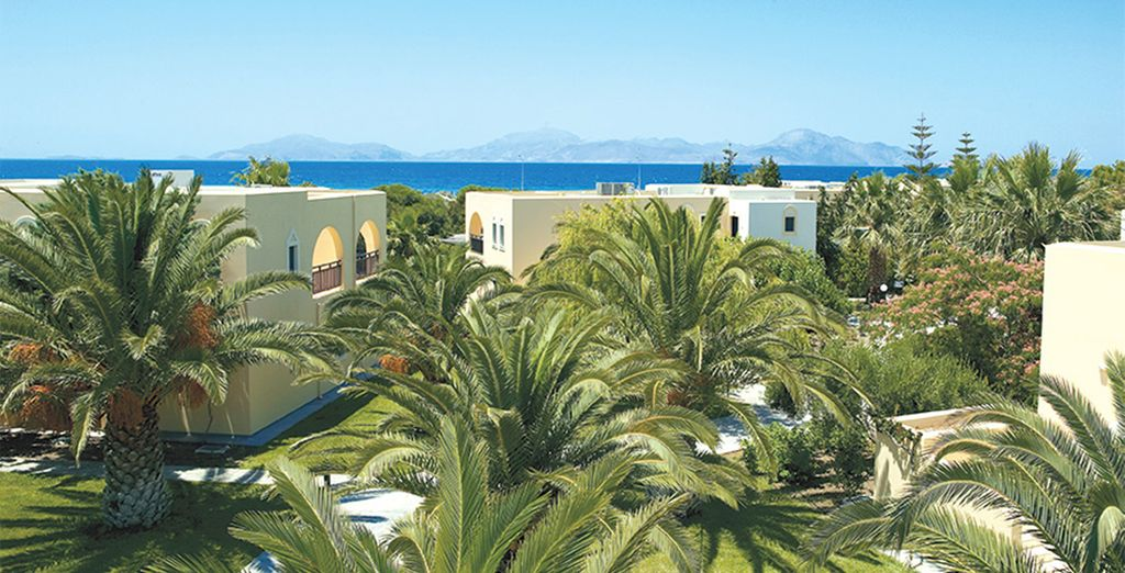 Welcome to Grecotel Royal Park