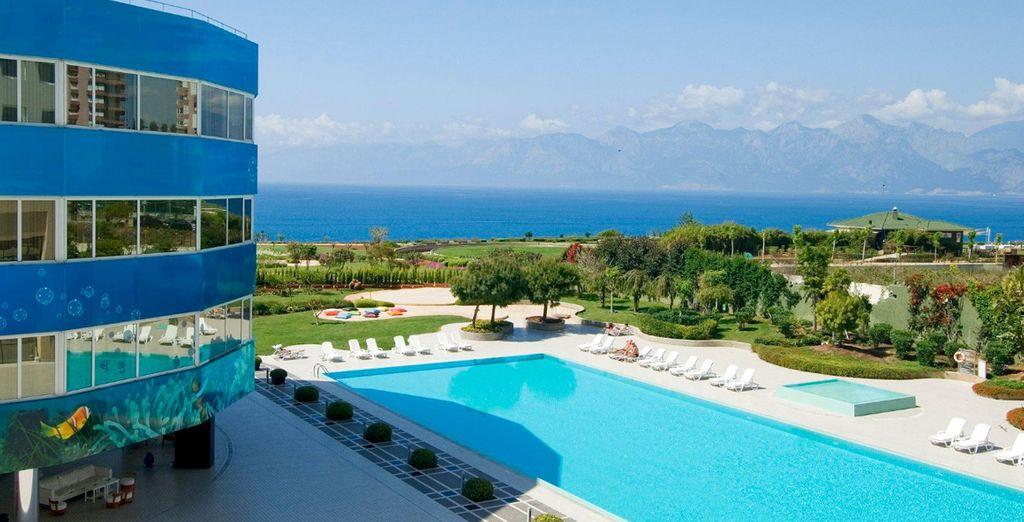 The Marmara Antalya 5*