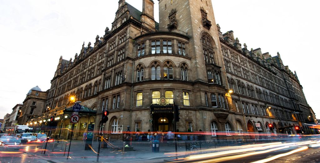 Top Glasgow Hotel for holidays with Voyage Privé