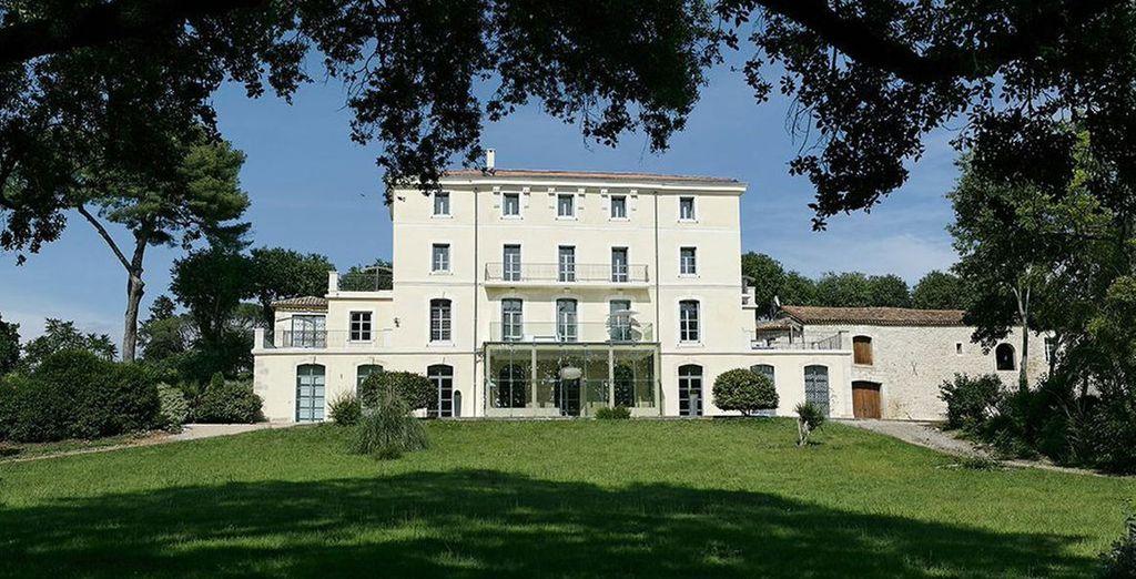 Venture to an idyllic part of France - Domaine de Verchant 5* Castelnau le Lez