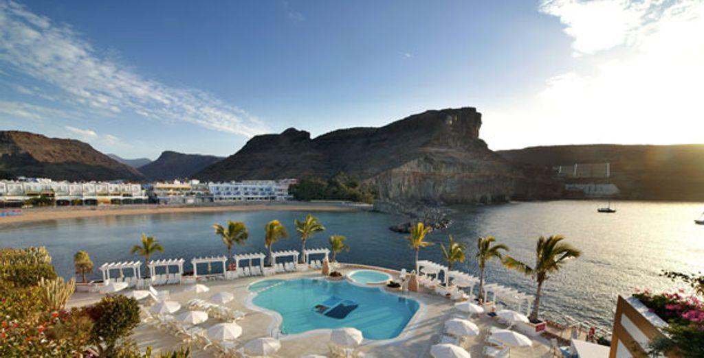 - Hotel Puerto De Mogan**** - Gran Canaria - Canaries Gran Canaria
