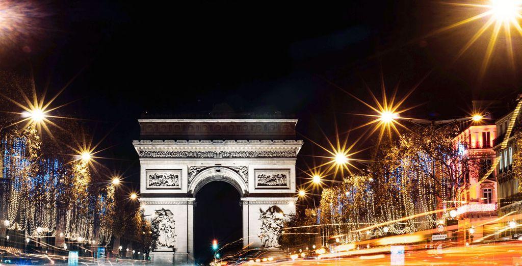 New Year Breaks in Paris