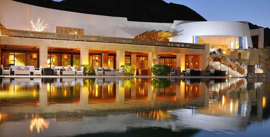 Venture to this excellent resort - Le Meridien Dahab Resort***** - Dahab - Egypt Dahab