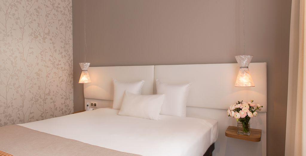 Scandinavian Design in Pretty Paris - Magenta 38 3* Paris