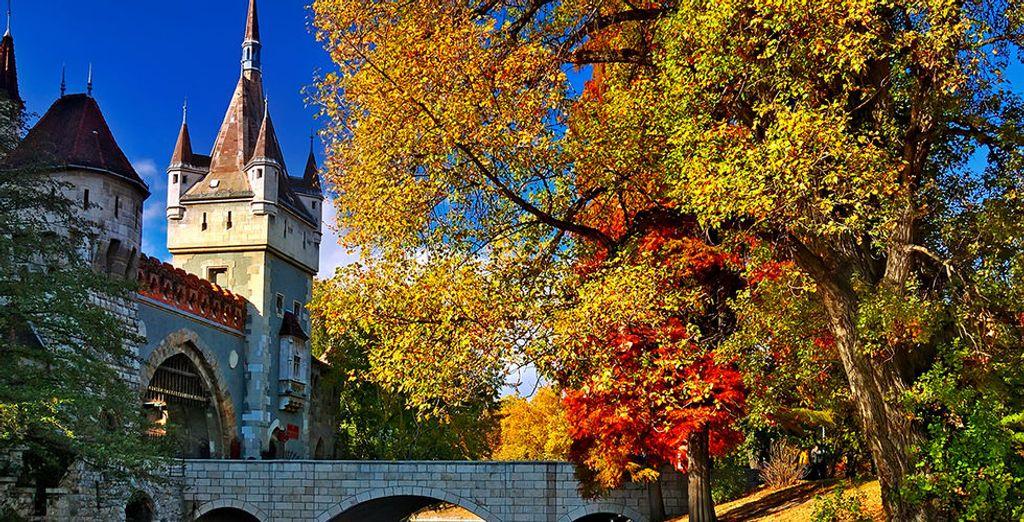 This beautiful capital city looks like the stuff of fairy tales
