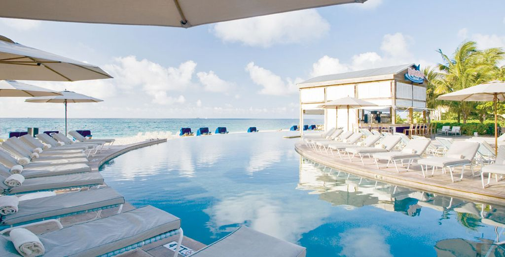 Escape to the heat of the Bahamas - Grand Lucayan Resort 4* Grand Bahama
