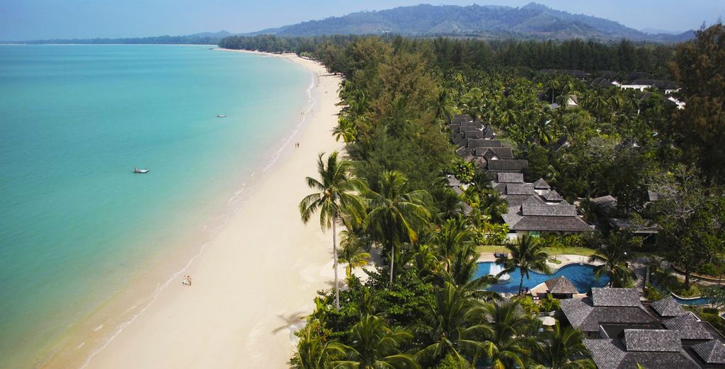 Make use of your beachfront location and head to the sands