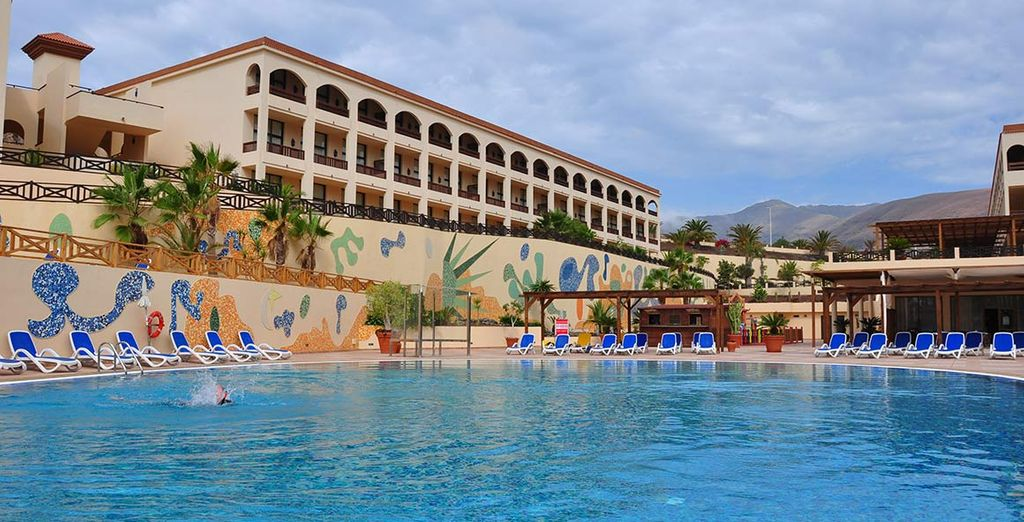 Welcome to the 4* Hotel Jandia Golf