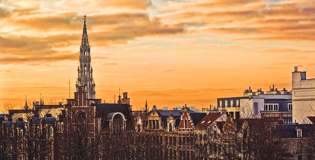 Welcome to Brussels - Martin's Brussels EU Hotel 4* Brussels