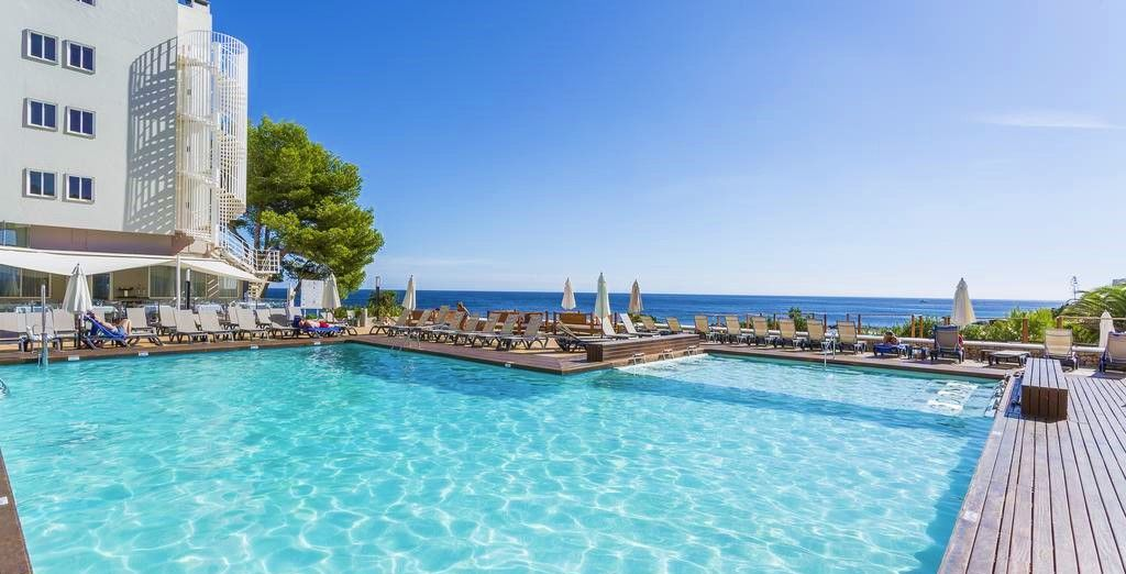 Palladium Hotel Don Carlos 4* - hotel with a view in Ibiza