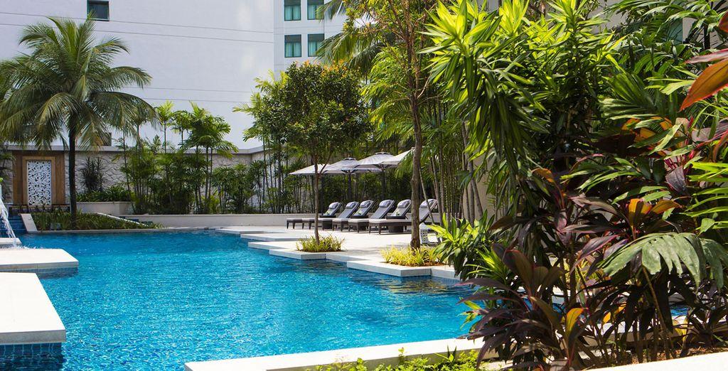 The Ritz Carlton Kuala Lumpur 5* & The Ritz Carlton Bali 5* - Hotel Spa in Kuala Lumpur