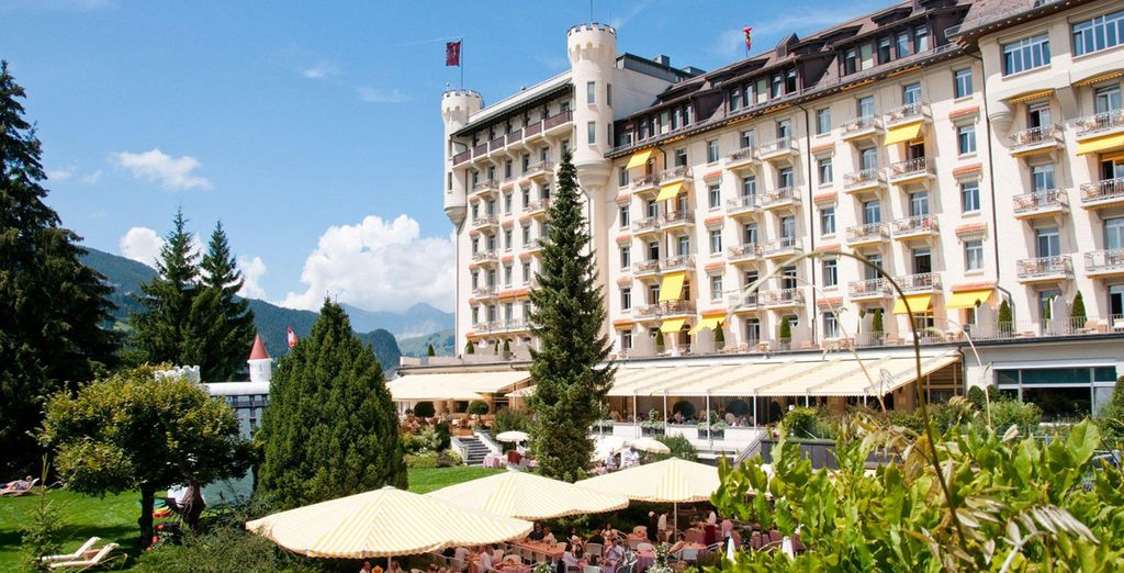 Presenting... Gstaad Palace 5*