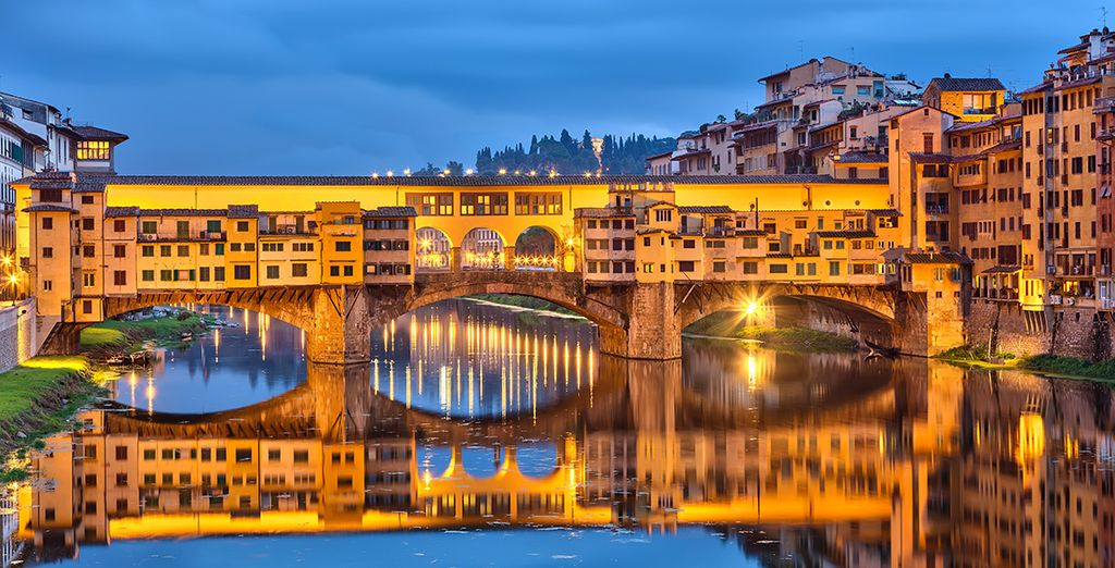 Feel the beauty of Florence