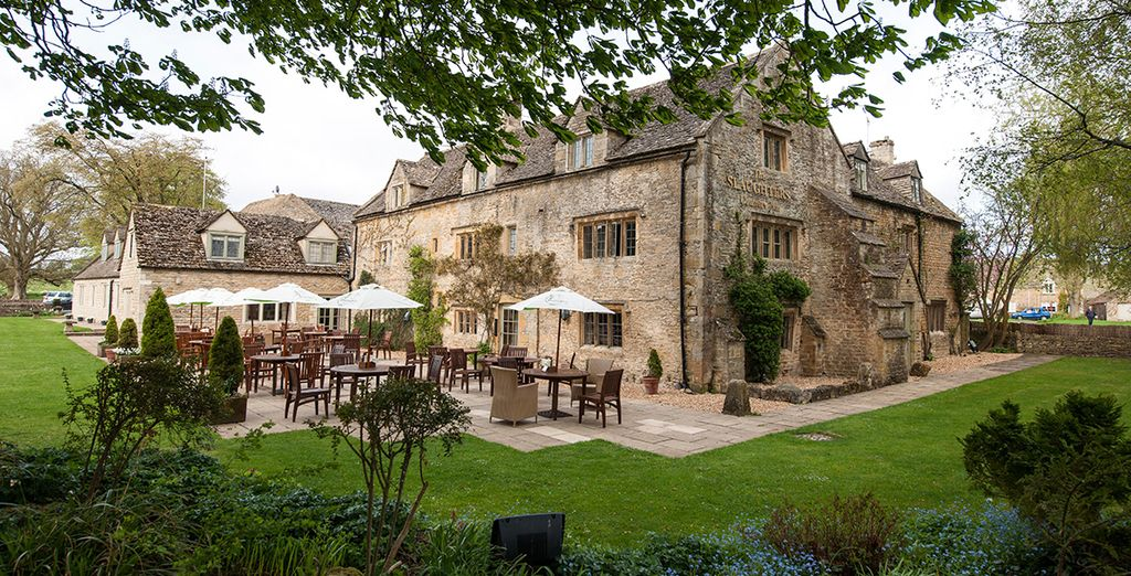 The Slaughters Country Inn 4*
