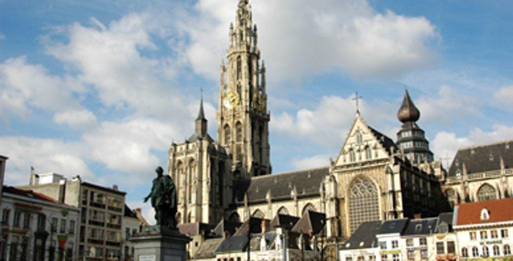- Hilton Antwerp**** - Antwerp - Belgium Antwerp