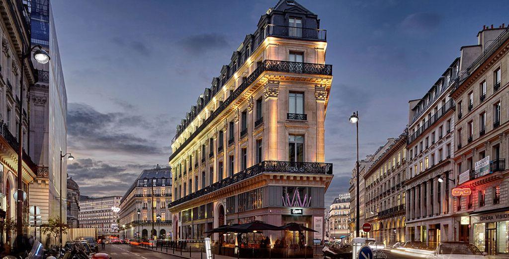 Hôtel W Paris - Opéra 5* - last minute deals France
