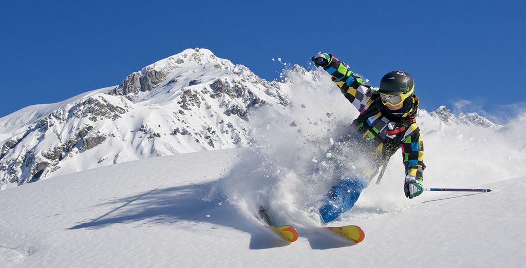 An exhilarating Neilson ski break - Chalet Les Andes**** - Tignes - France Tignes