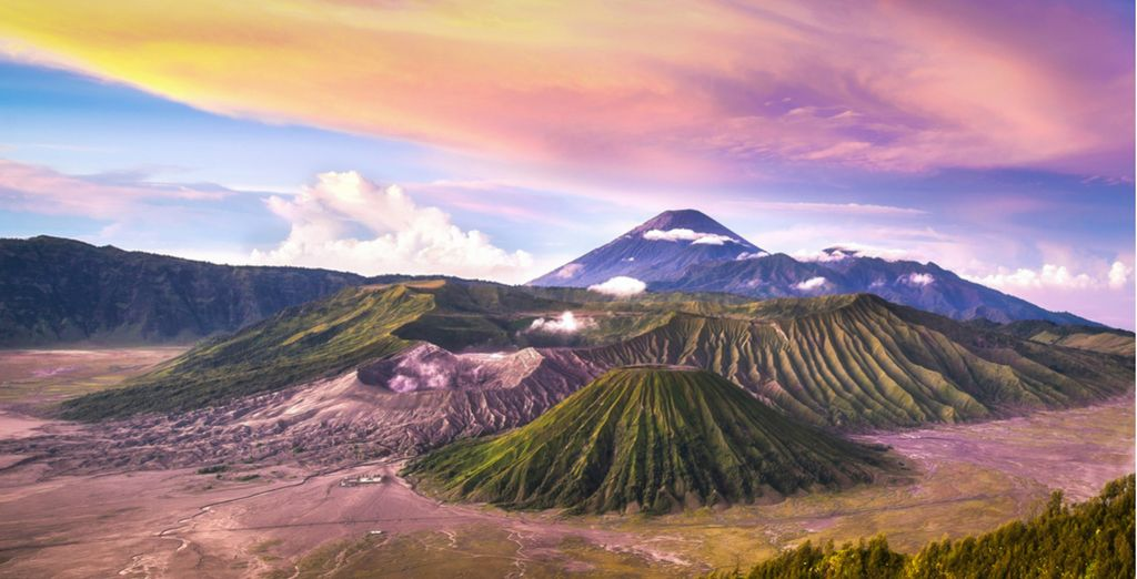 Discover Indonesia, a little pieace of heaven with Voyage Privé
