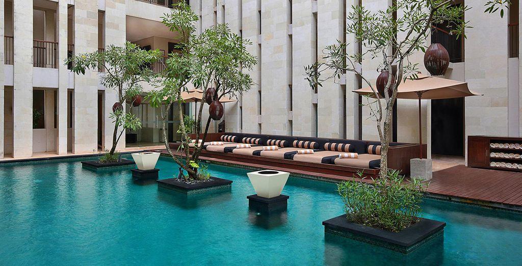 Anantara Seminyak Bali Resort 5* - last minute Bali