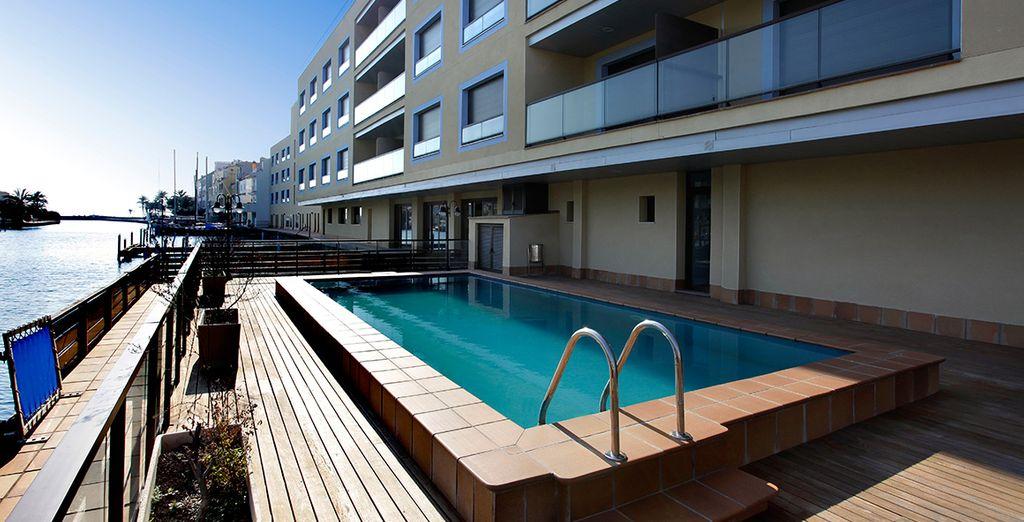 Welcome to Pierre & Vacances Residence Empuriabrava Marina