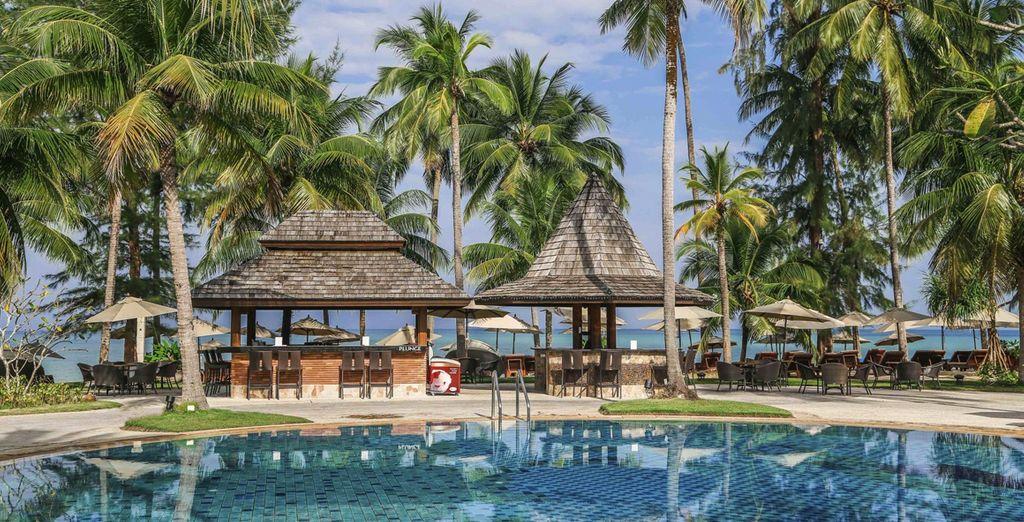 Stay at Pullman Khao Lak Katiliya Resort & Spa for 7 nights