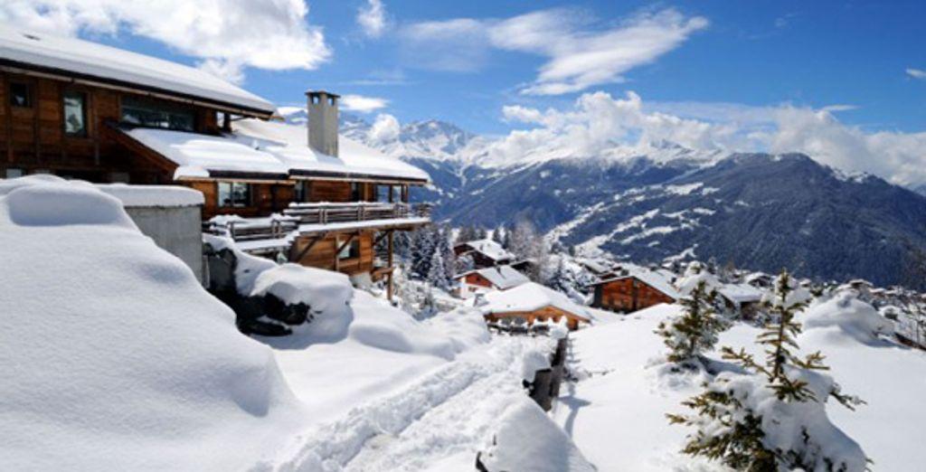 - Chalet Thomas - Verbier - Switzerland Verbier