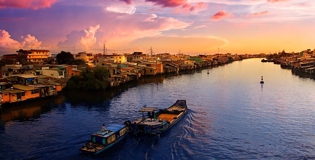 Vietnam holidays : mekong delta