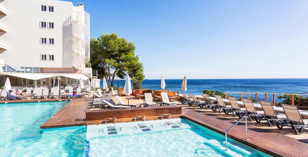 Roulette Ibiza - luxury hotel in Ibiza