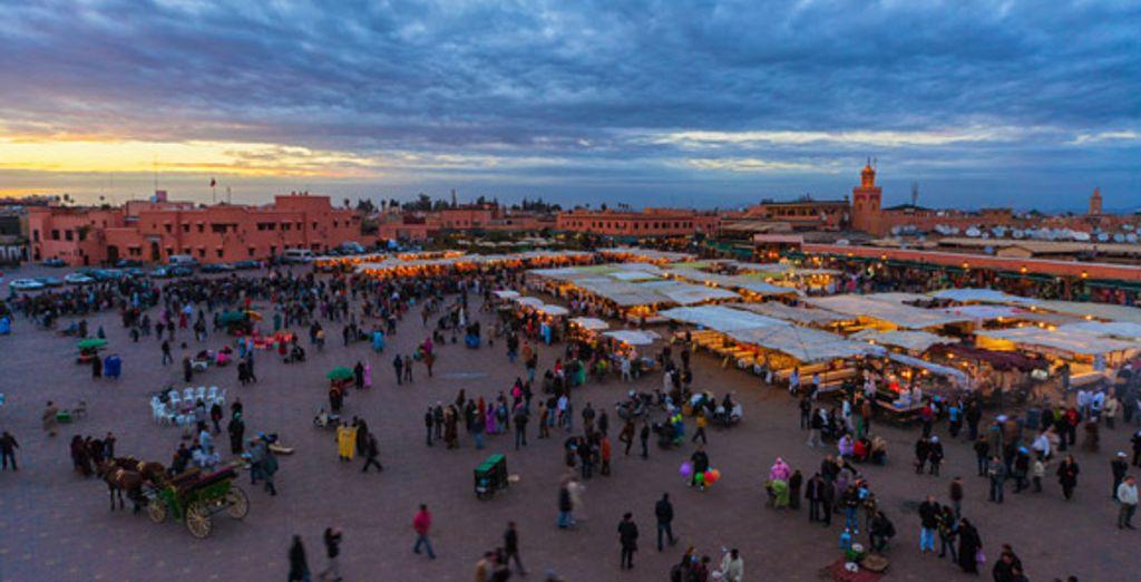 - Riad Ambre***** - Marrakech - Morocco Marrakech